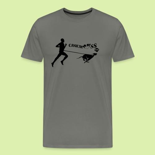 CANICROSS - T-shirt Premium Homme