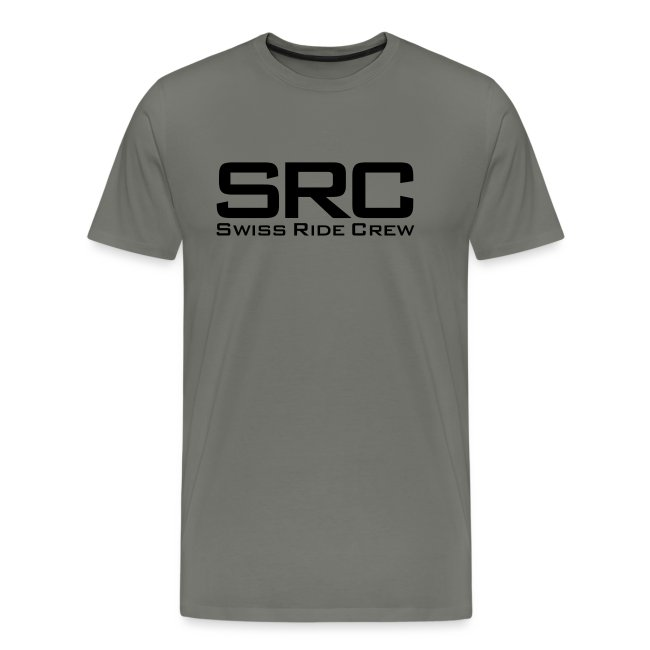 SRC Snapback Schwarz