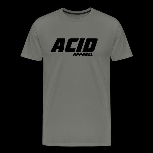 Acid Apparell Logo - Männer Premium T-Shirt