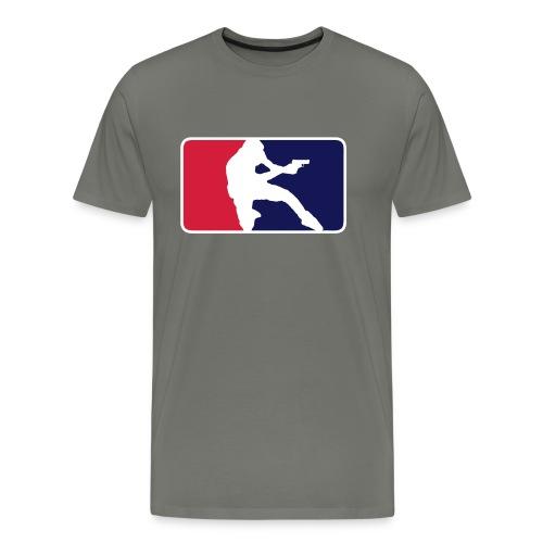 IPSC Logo - Männer Premium T-Shirt