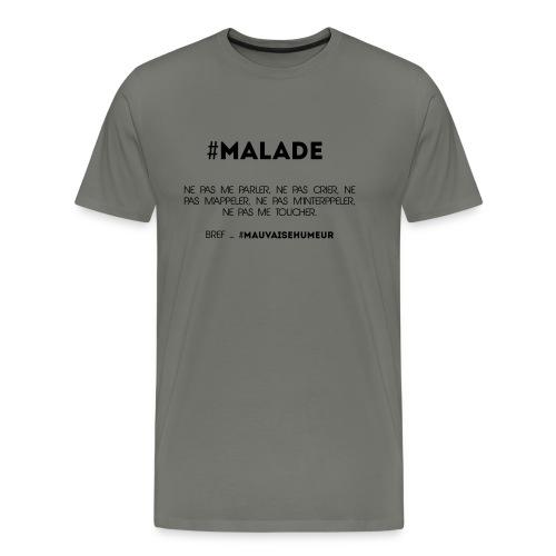 L'humeur en # - T-shirt Premium Homme