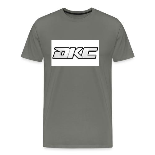 dkcclear - Männer Premium T-Shirt