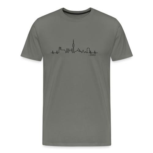 ...citybeat München - Männer Premium T-Shirt