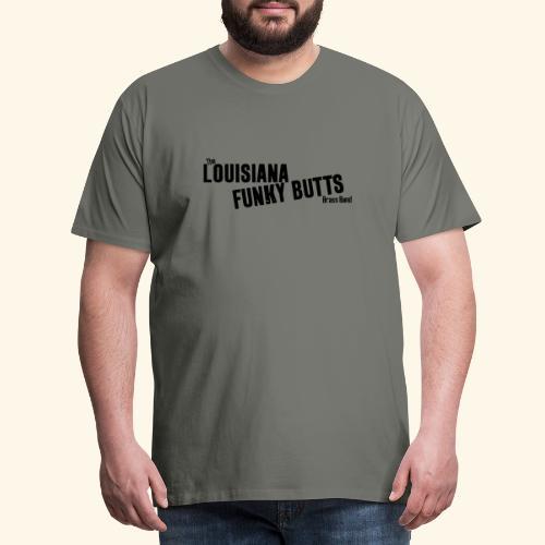 Logo LFB-BrassBand_breit - Männer Premium T-Shirt