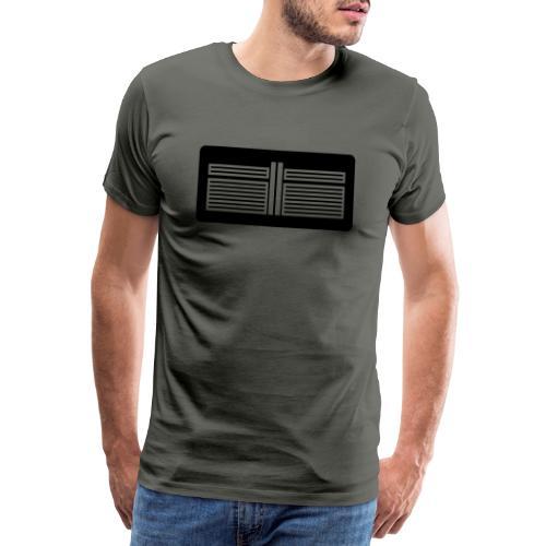 Pohjola - Miesten premium t-paita