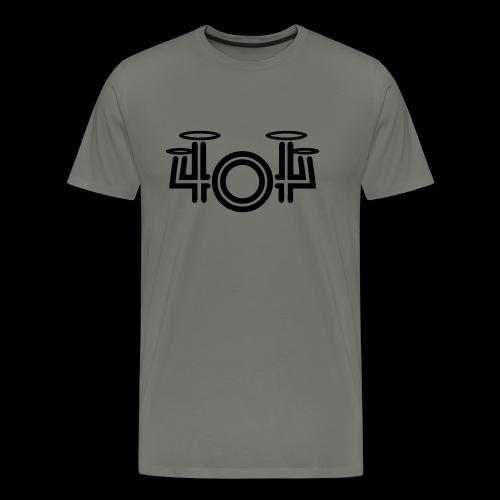 404 black white - Männer Premium T-Shirt