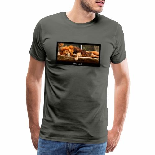 Today's mood - Männer Premium T-Shirt