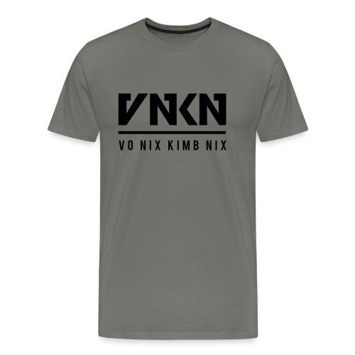 VO NIX KIMB NIX - Männer Premium T-Shirt