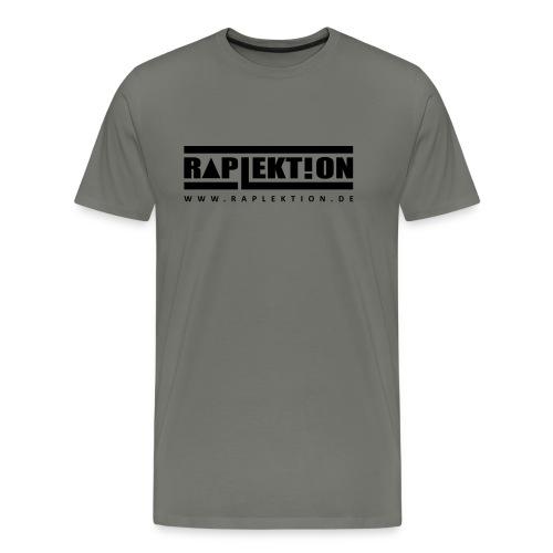 raplektion - Männer Premium T-Shirt