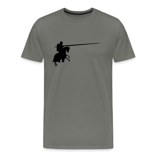 Ritter - Männer Premium T-Shirt