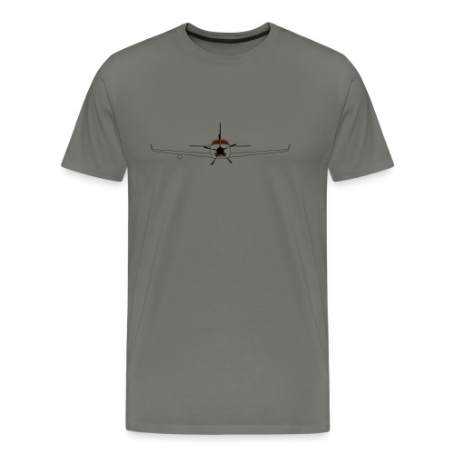 Turboprop - Männer Premium T-Shirt