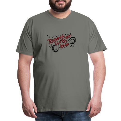 auguri San Valentino 2 - Maglietta Premium da uomo
