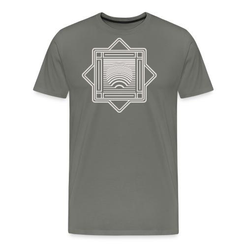 3rd Aug 2010 Cropcirle in Whitefield Hill - Männer Premium T-Shirt