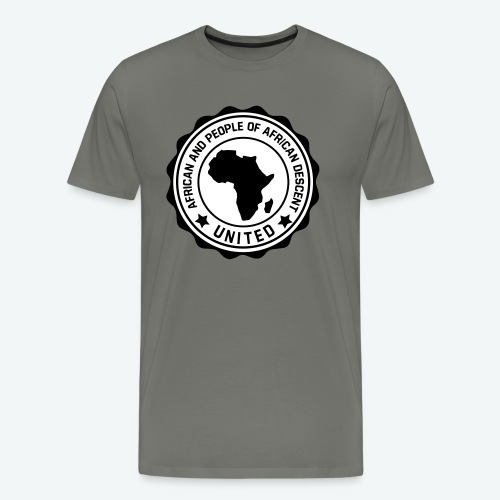 united africa 001 - T-shirt Premium Homme