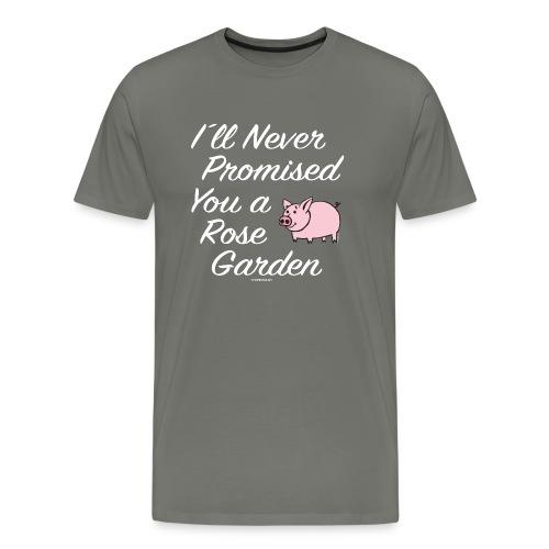 Hauskat Possu paidat, tekstiilit- ja lahjatuotteet - Miesten premium t-paita