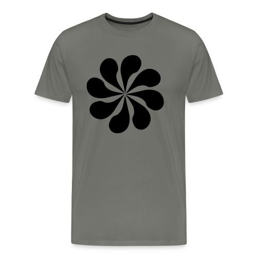 Hawaii Aloha FLower - Männer Premium T-Shirt