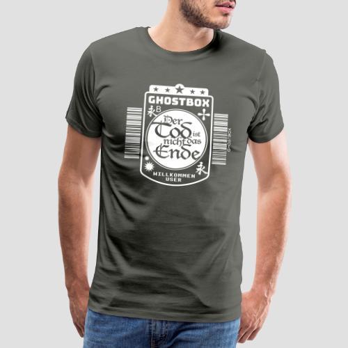 Der Tod ist nicht das Ende - Männer Premium T-Shirt