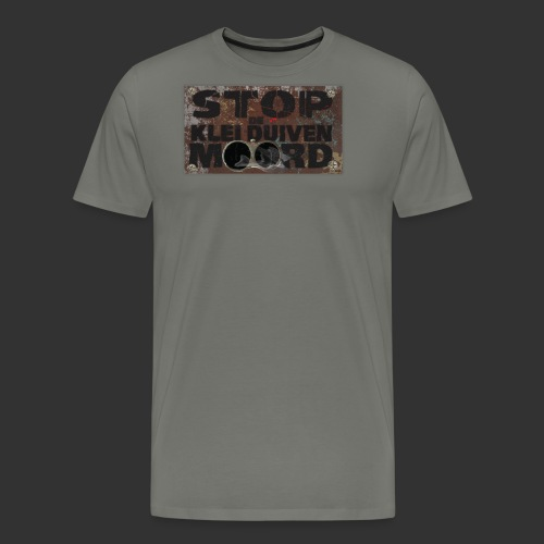 kleiduivenmoord - Mannen Premium T-shirt