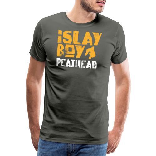 Islay Boy 2 - Männer Premium T-Shirt