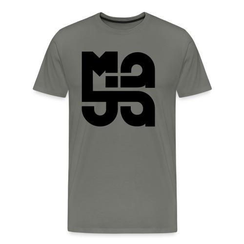Maja Logo - Männer Premium T-Shirt