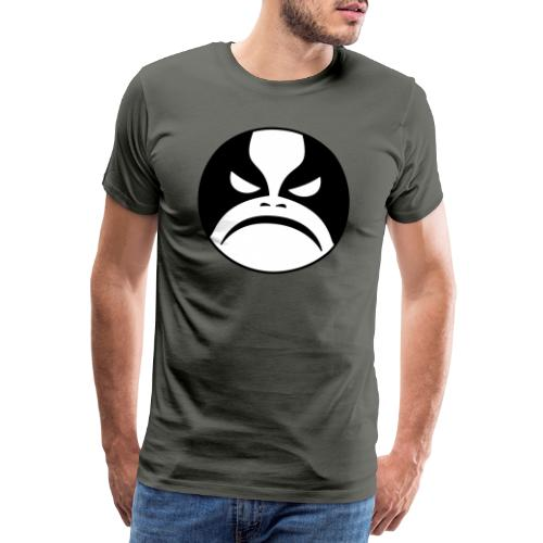 Black Metal Icon - Men's Premium T-Shirt