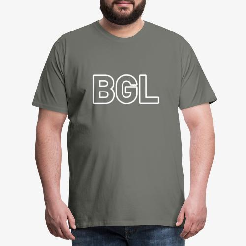 BGL_140%_Vektor_Outline_W - Männer Premium T-Shirt