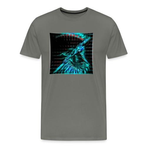 a - Männer Premium T-Shirt