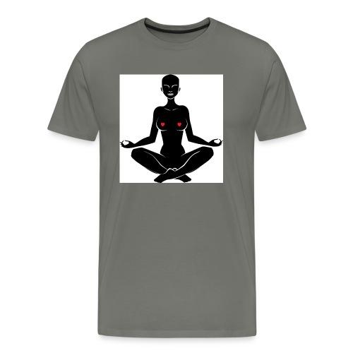 meditation - Männer Premium T-Shirt