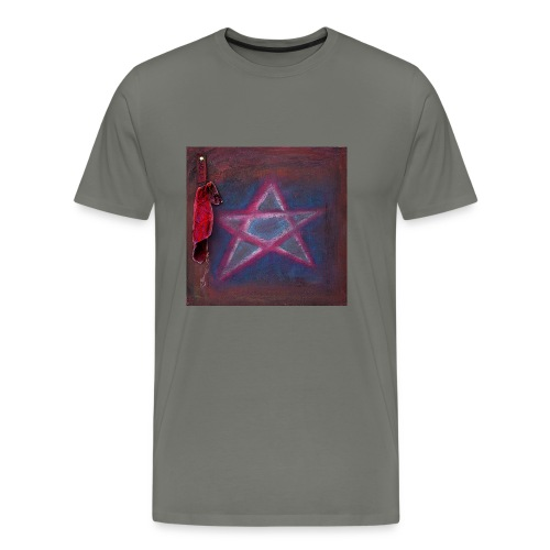 PENTAGRAM - Männer Premium T-Shirt