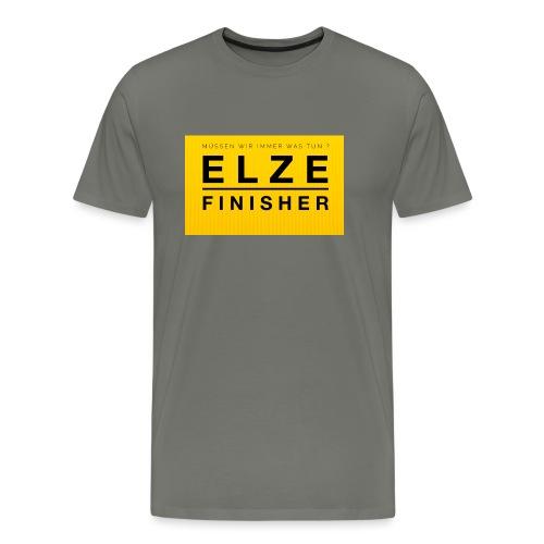 Schild Shirt2 jpg - Männer Premium T-Shirt