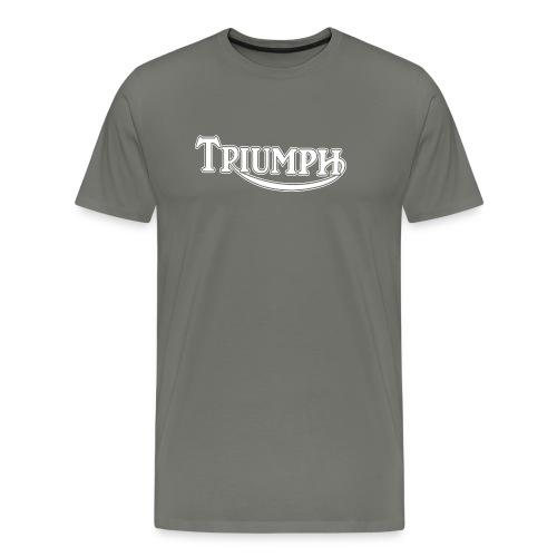 Motorcycle - Men's Premium T-Shirt