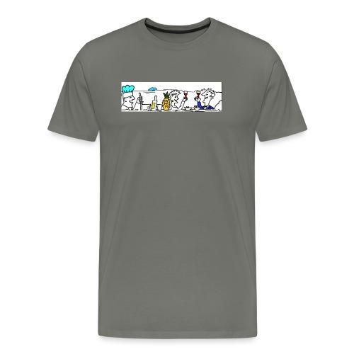 Fries_Kulinarik - Männer Premium T-Shirt