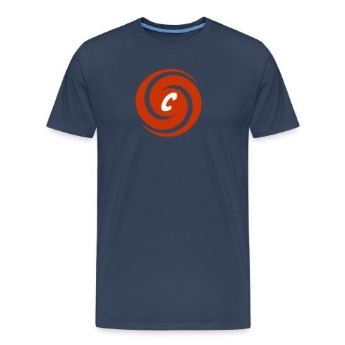 Logo Cinnox - Männer Premium T-Shirt