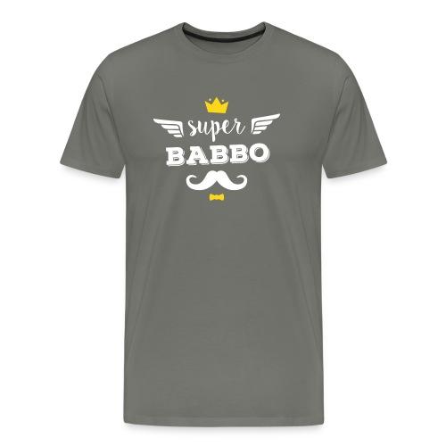 Super Babbo - Maglietta Premium da uomo