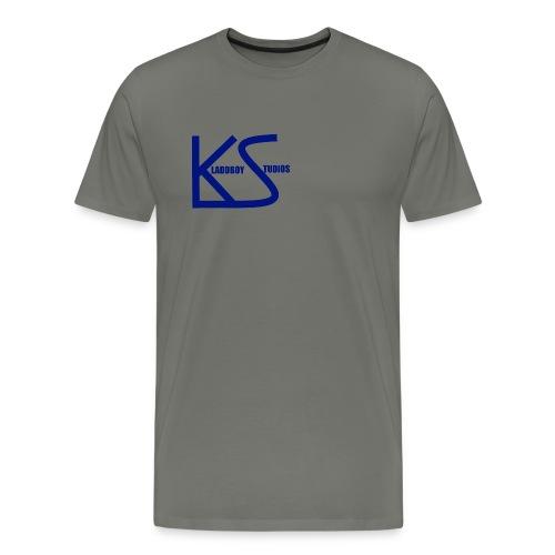 ks - Premium-T-shirt herr