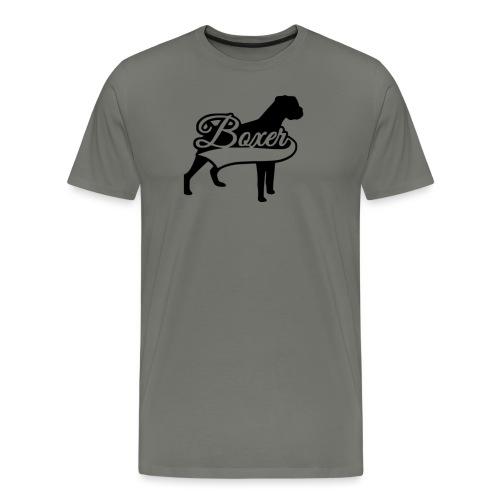 boxer - Camiseta premium hombre
