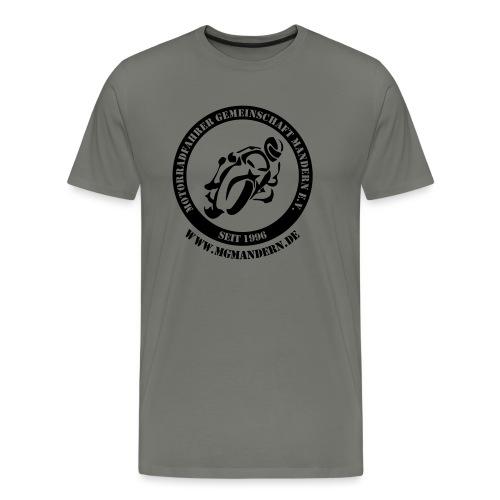 MGM Logo - Männer Premium T-Shirt