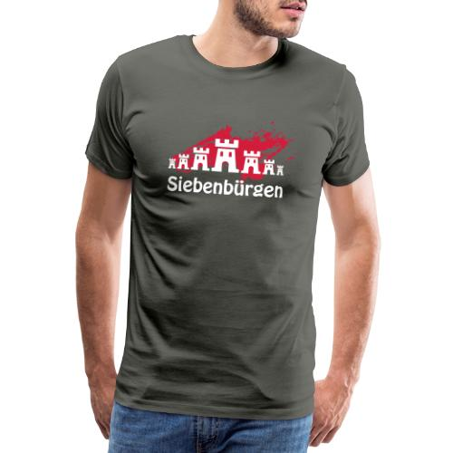 Siebenbuerger Blut - Männer Premium T-Shirt