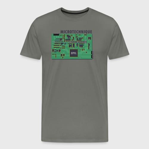 uTechnique EPFL - Männer Premium T-Shirt