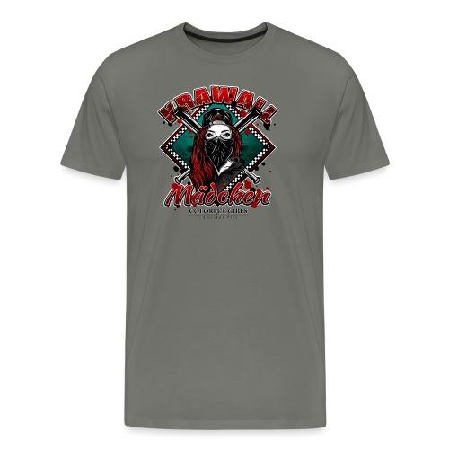 Krawallmädchen - Männer Premium T-Shirt