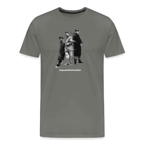 3 KNIGHTS (STANDING OVATION) - Men's Premium T-Shirt