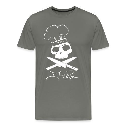 skullhead2 - Men's Premium T-Shirt