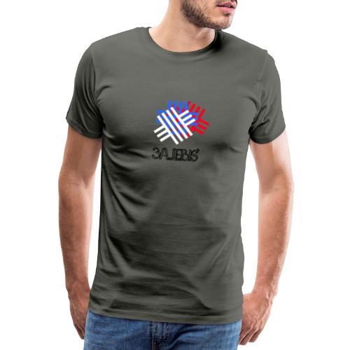 3ajebis' + - Männer Premium T-Shirt