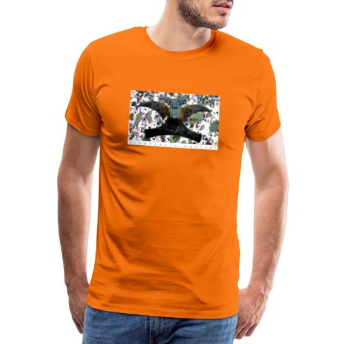 Blue Mojitos (w) - Men's Premium T-Shirt