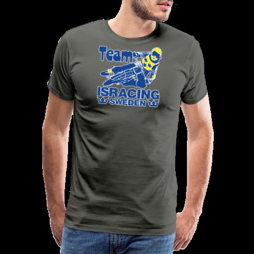 Team ISRACING SWEDEN - Premium-T-shirt herr