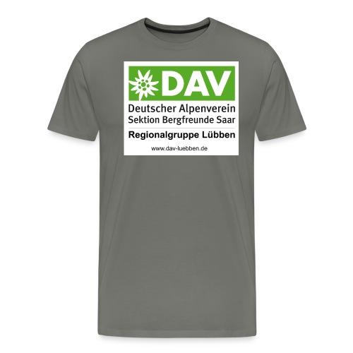 vorlage tasse - Männer Premium T-Shirt
