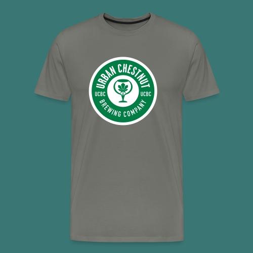 UCBC Hallertau Logo Flexibel - Männer Premium T-Shirt