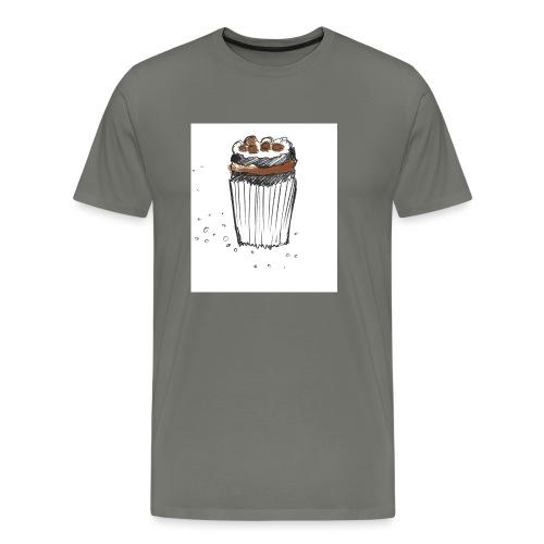 Chocolate Cupcake - Männer Premium T-Shirt