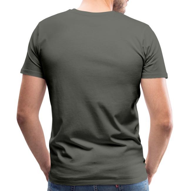 Vorschau: Hutsch di - Männer Premium T-Shirt