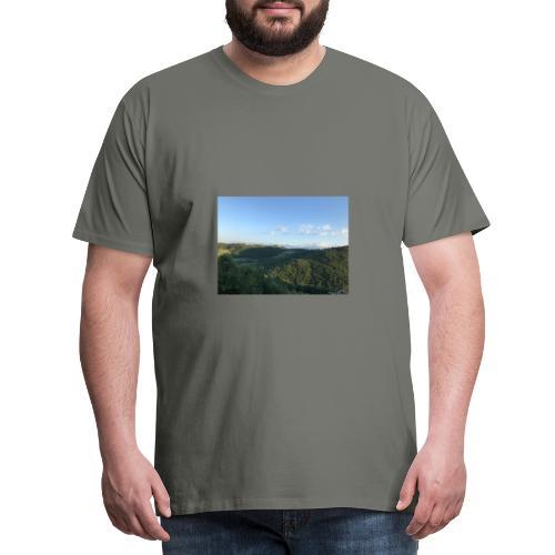 paesaggio - Maglietta Premium da uomo